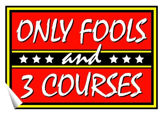 Only Fools and 3-courses at Fawlty Towers, 9 December | Event in Ilkley | AllEvents.in