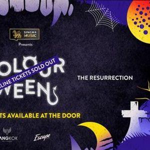 Kolour Halloween 2020 The Resurrection