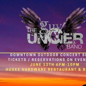 Downtown Concert Series with Guy Unger Band