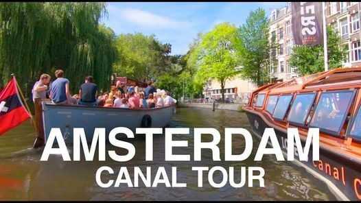 A Virtual Guided Tour Canal of Amsterdam, 10 March | Online Event | AllEvents.in