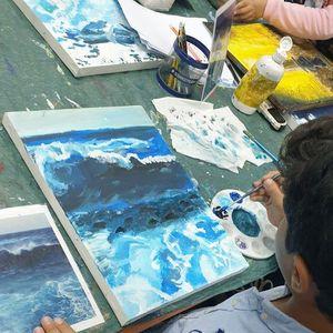 Kids Art course (16 Hrs)