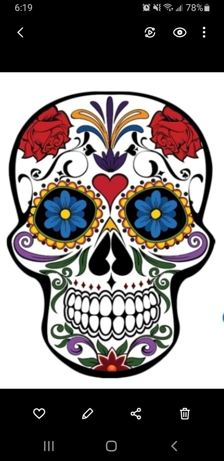 Dia de Los Muertos Painting Party (Ages 18+) | Event in Griffith | AllEvents.in