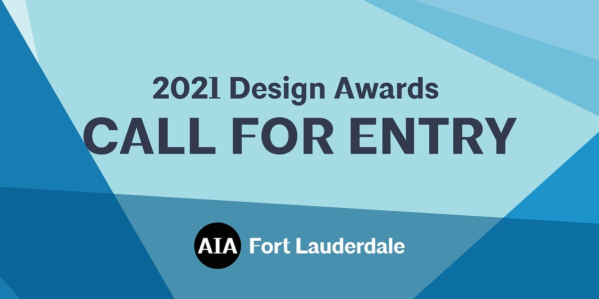 2021 Design Awards Entry Fees | Event in Fort Lauderdale | AllEvents.in