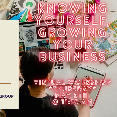 Knowing Yourself Growing Your Business for the Creative Sector