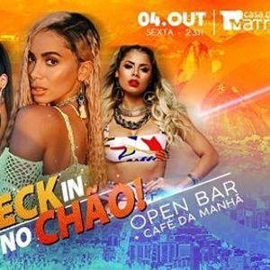 Check-in no Cho 2  OPEN BAR com CAF DA MANH da Matriz