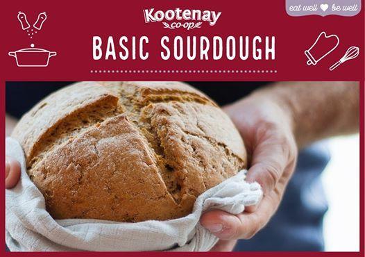 FULL Cooking Class Basic Sourdough