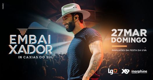 Gusttavo Lima Em Caxias Do Sul, 1 January | Event in Caxias Do Sul | AllEvents.in
