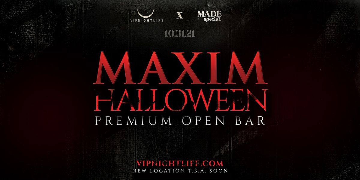 Maxim Halloween Party - Los Angeles, 31 October   Event in Los Angeles   AllEvents.in