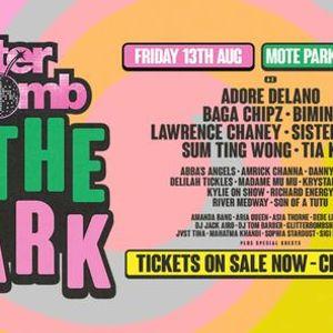 Glitterbomb In The Park  Mote Park Maidstone