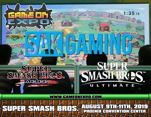Smash at Game On Expo 2019