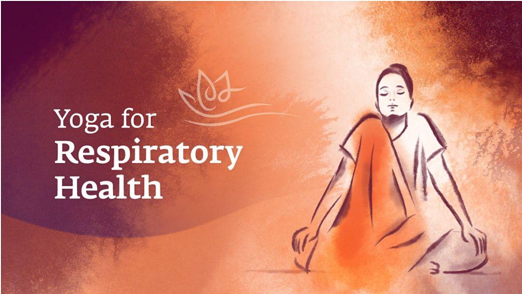 Yoga for Respiratory Health: Free Webinar, 21 September   Online Event   AllEvents.in