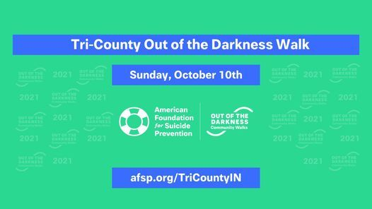 2021 Tri-County Indiana Out of the Darkness Walk, 10 October | Event in Saint Meinrad | AllEvents.in