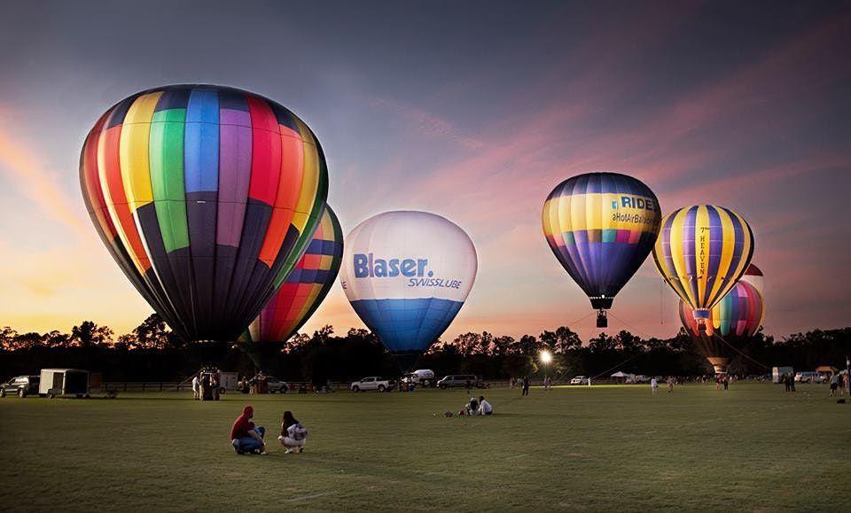 Free Austin Hot Air Balloon Festival & Derby Day Polo Match