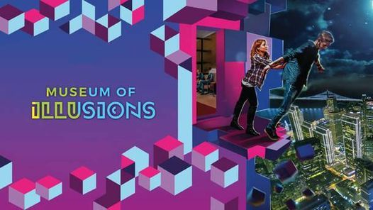 Museum of Illusions - Produce Amazing Pics, 22 August | Event in Los Angeles | AllEvents.in
