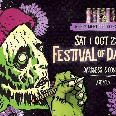 Festival of Darkness 2021 Nighty Night Release Party