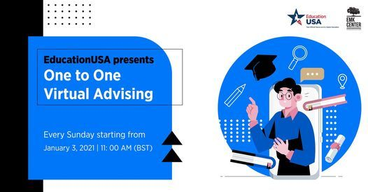 One to One Virtual Advising | Event in Dhaka | AllEvents.in