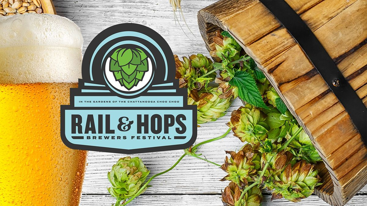Rail & Hops Brewers Festival, 7 May   Event in Chattanooga   AllEvents.in