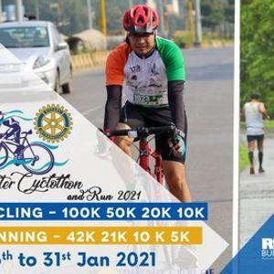 ROC Winter Cyclothon & Run VR 2021