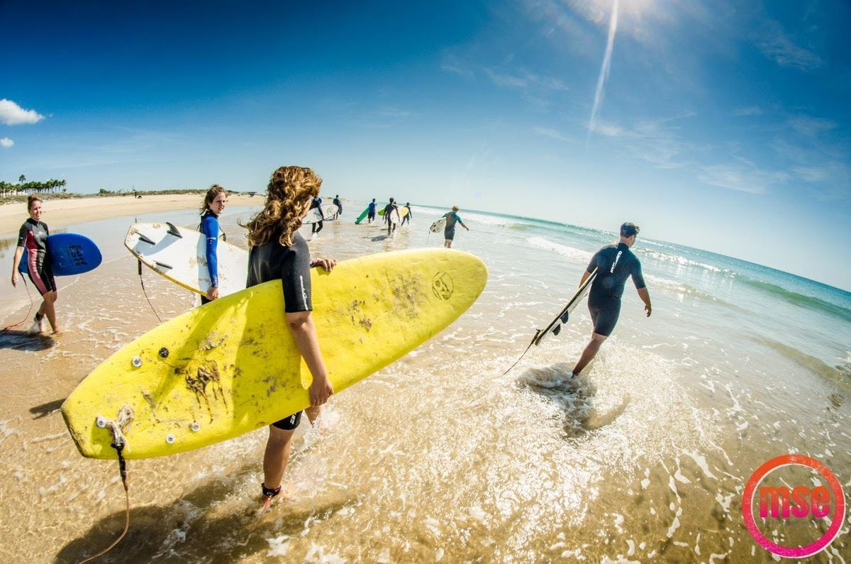Surf Experience  by MSE Malaga