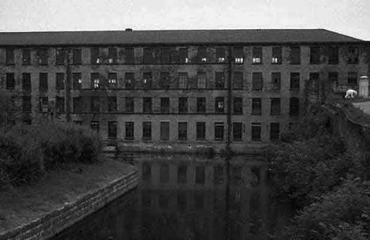 Armley Mills Ghost Hunt