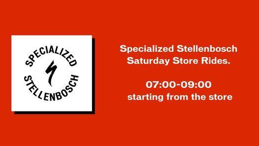 Specialized Stellenbosch Store Ride | Event in Stellenbosch | AllEvents.in