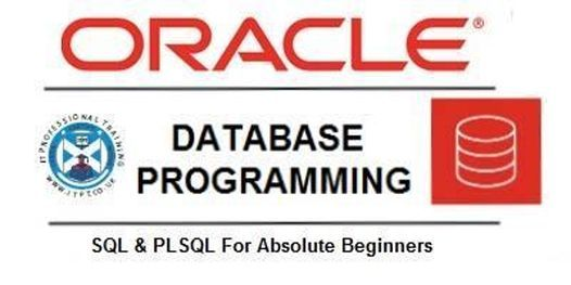 Database design & Programming in SQL/PL - E Learning/Online Course., 31 May   Online Event   AllEvents.in