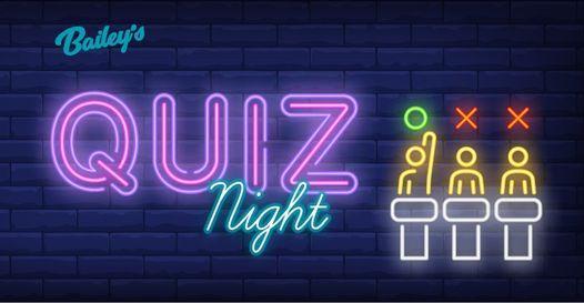 Bailey's Quiz Night, 16 June | Event in Johannesburg | AllEvents.in