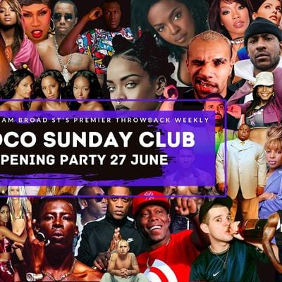 Coco Sunday Club Opening Party
