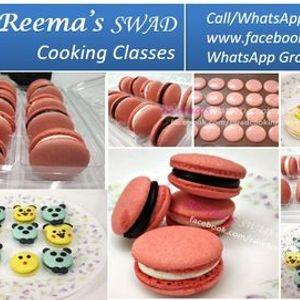 Macarons Class - Online LIVE Class