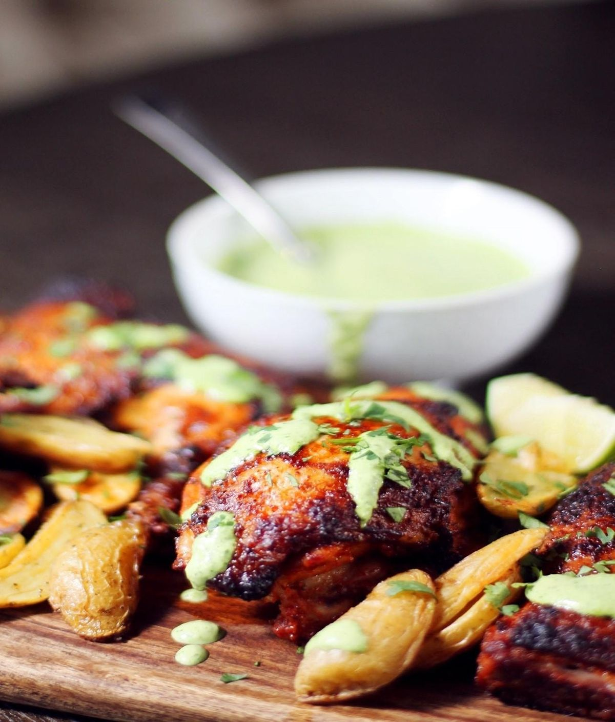 UBS - Virtual Cooking Class: Peruvian Chicken with Aji Verde, 11 November | Online Event | AllEvents.in