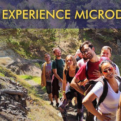 Microdosing &  Hiking with Martin