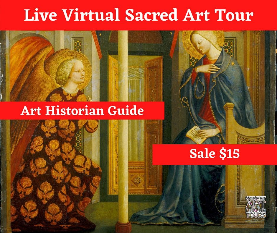 Virtual  Sacred Art Tour, 29 October | Online Event | AllEvents.in