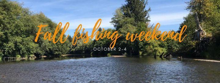 Fall Fishing Weekend