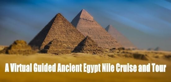 A Virtual Guided Ancient Egypt Nile Cruise and Tour, 29 November | Online Event | AllEvents.in