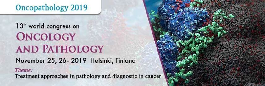 13th World Congress on Oncology and Pathology