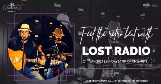 Sunday Brunch with Lost Radio! | Event in Gurgaon | AllEvents.in