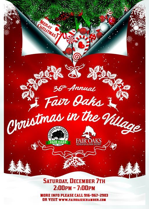 36th Annual Christmas in the Village