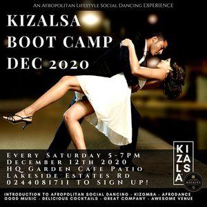 KIZALSA BOOT CAMP CRASH COURSE 2020