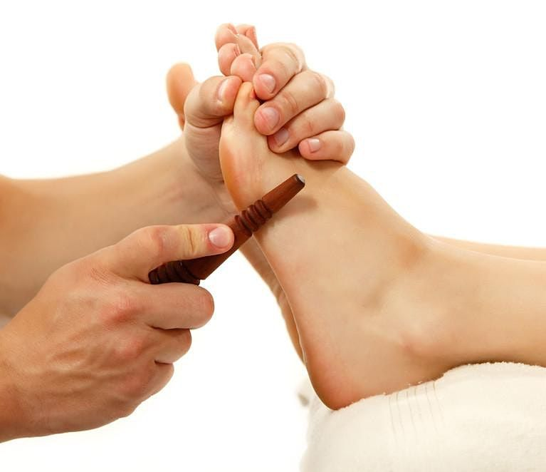 Thai Foot Massage (Booking Deposit) | Event in LEIXLIP | AllEvents.in