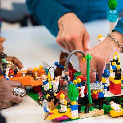 Certificacin en el mtodo LEGO SERIOUS PLAY Buenos Aires Argentina