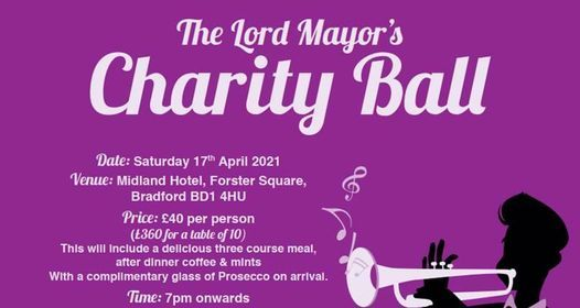 Charity Ball 2021, 17 April   Event in Bradford   AllEvents.in