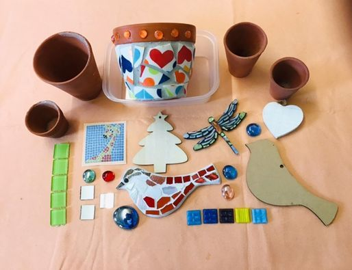 Mosaic & Shape Workshop, 11 July   Event in Swansea   AllEvents.in
