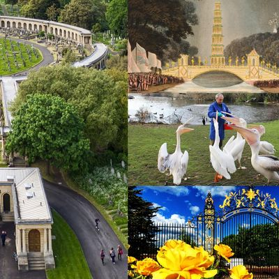 Londons Royal Parks A History of Playgrounds for Kings & Queens Webinar