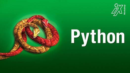IX Workshop Python
