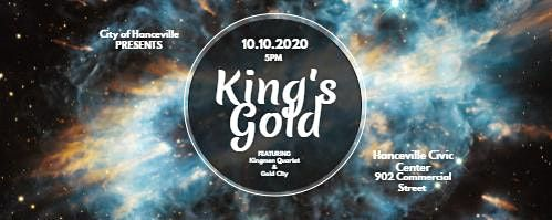 King's Gold with the Kingsmen Quartet and Gold City, 1 April | Event in Hanceville | AllEvents.in