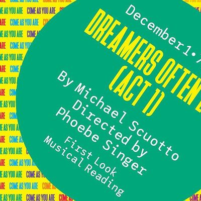 Dreamers Often Lie (Act 1)