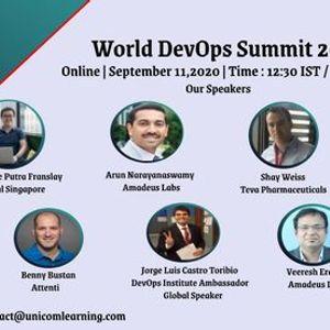 World Devops Summit 2020