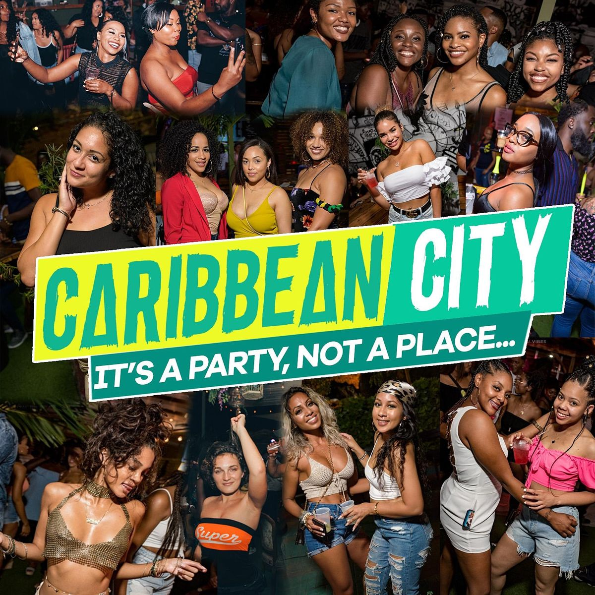 CARIBBEAN CITY - LADIES FREE ALL NIGHT & DRINK FREE RUM PUNCH TILL 12!, 23 October | Event in Sunrise