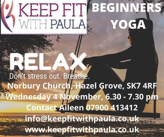 Beginners Yoga, 21 April | Event in Stockport | AllEvents.in