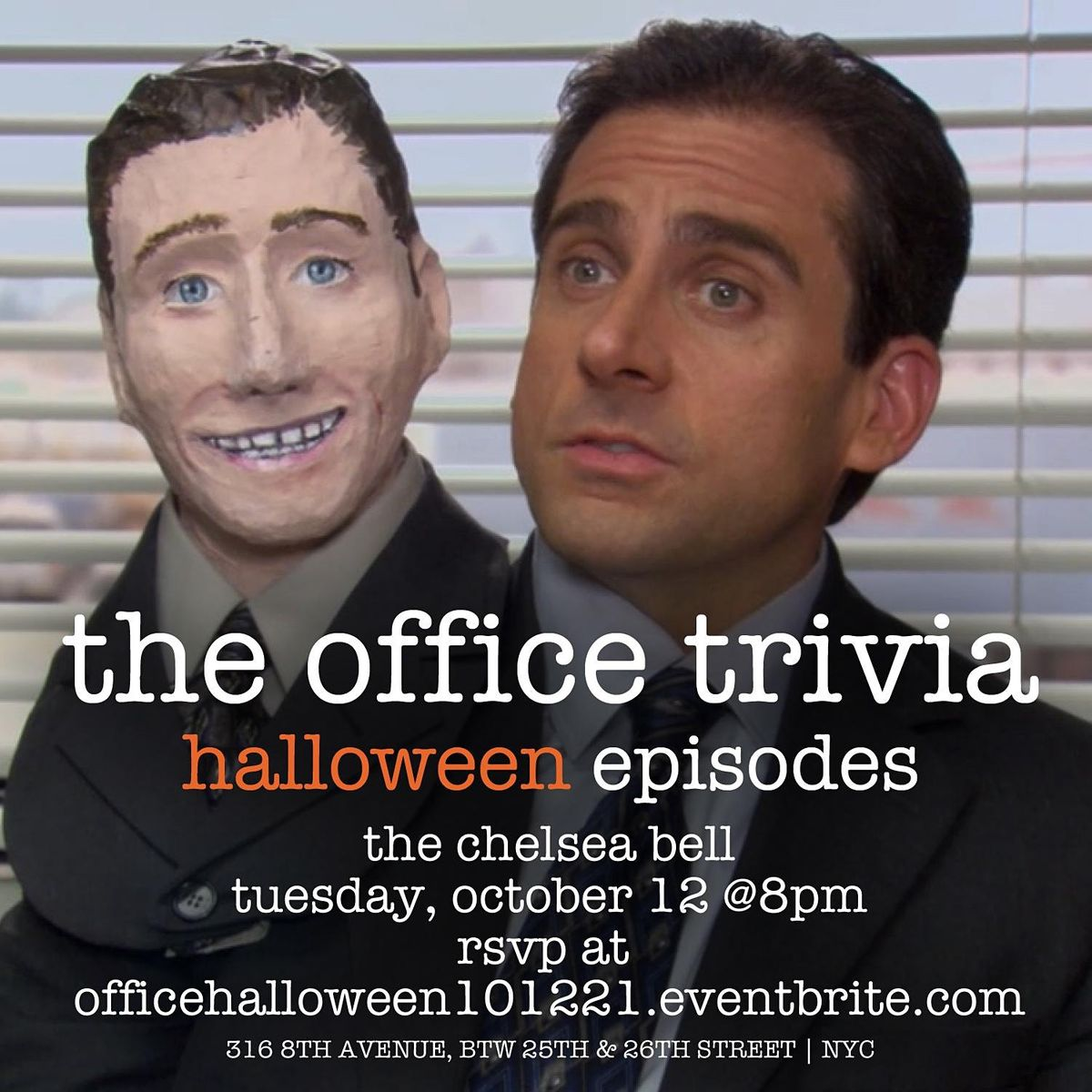 The Office Trivia: Halloween Episodes, 12 October | Event in New York | AllEvents.in